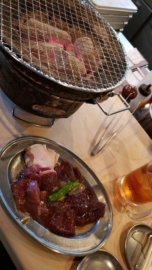 人生で初めてイノシシ肉と鹿肉を食べました