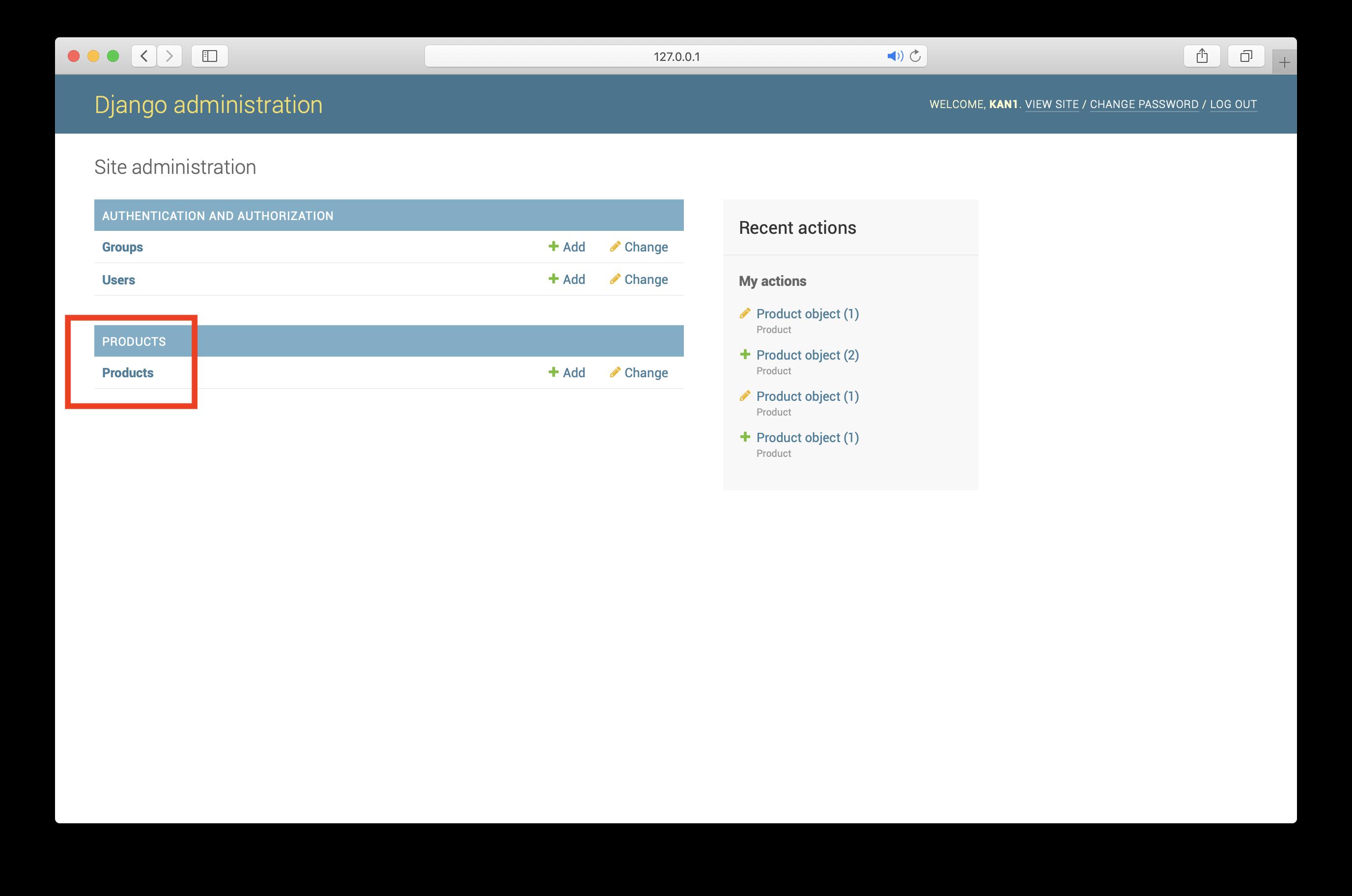 Djangoの管理画面のオブジェクトの名前を複数形から変更する方法