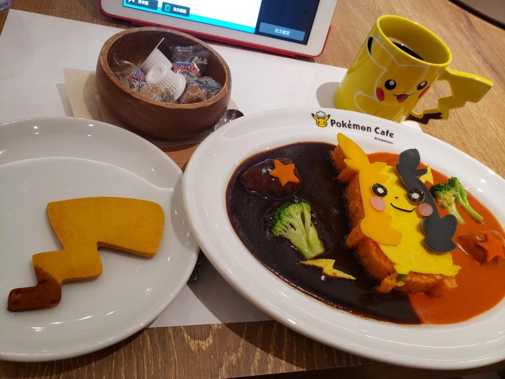 日本橋のポケモンセンタートウキョーDXとポケモンカフェに行った感想
