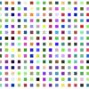 数多の正方形の色が1秒ごとに変わるだけのプログラム